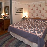 Suite 10: First Floor King Bed Suite
